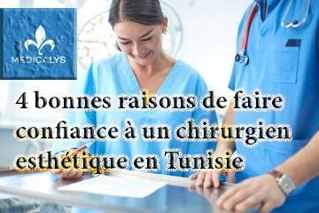 Chirurgien esthétique Tunisie