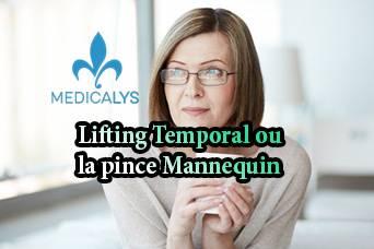 Lifting Temporal ou la Pince Mannequin